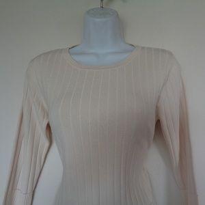 Willi Smith Silk Rayon Nylon Sweater Medium